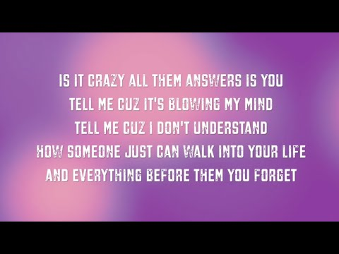 Kat Dahlia - Crazy (Lyrics)