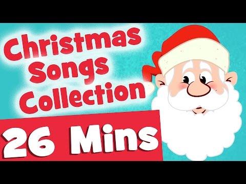 Ho Ho Ho Christmas Songs for Kids | 26mins Video Collection