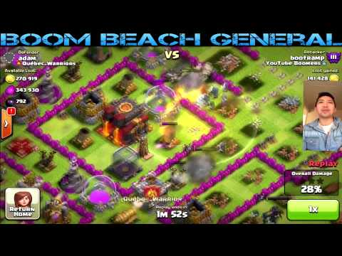 Clash of Clans 800.000 Resources GoWiWa Attack And Strategy