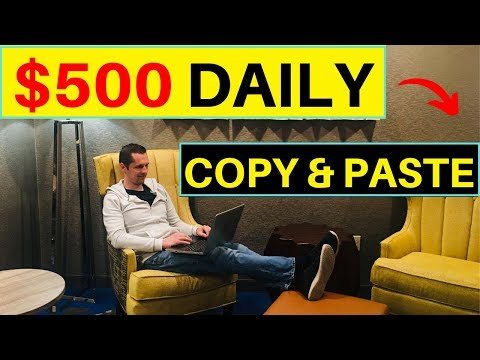 How To COPY/PASTE Ads To MAKE $100-$500 A DAY ONLINE!