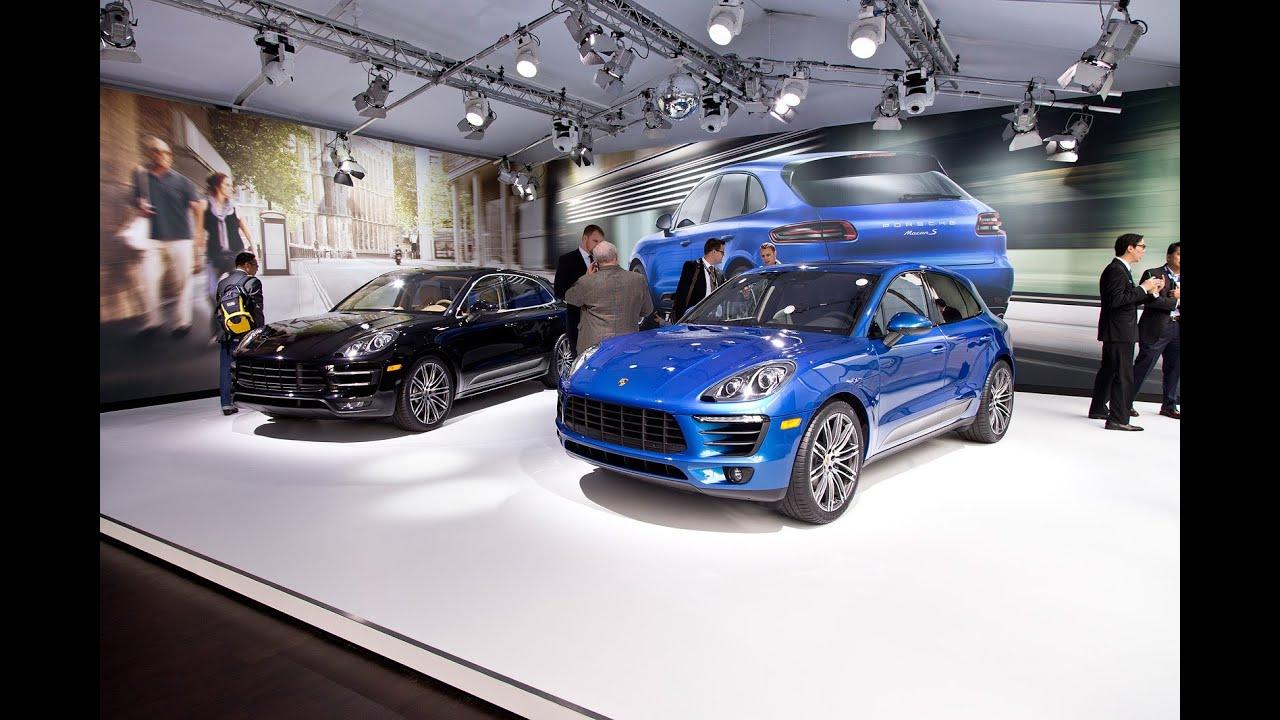 2015 porsche macan unveiled 2013 los angeles auto show youtube. Black Bedroom Furniture Sets. Home Design Ideas