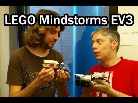 LEGO Mindstorms EV3 & Caravan 6590: Andres Radio