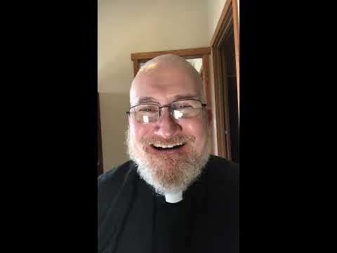 Happy Easter from Fr. William Blazek, SJ - Regional Director