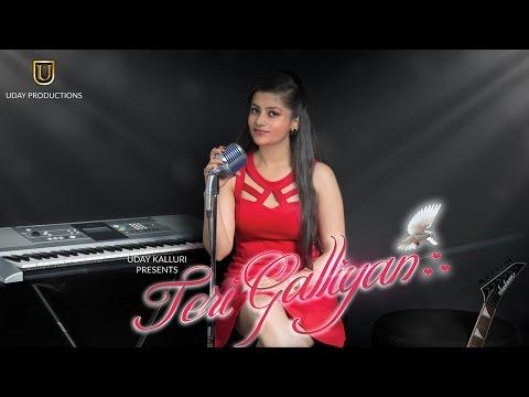 Teri Galliyan Music Cover | Harika Kalluri