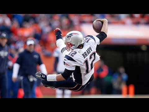 Every Tom Brady Rushing Touchdown Since 2011