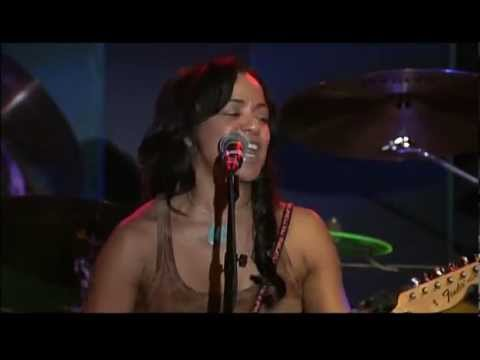 Danielia Cotton   Devil In Disquise live on stage at World Cafe 2007 dvd rip