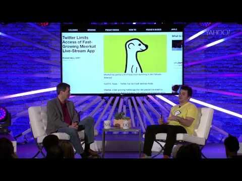 Tech Mix: Meerkat CEO, Ben Rubin - Full Interview