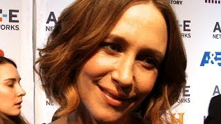 'Bates Motel': Vera Farmiga On Kissing Her Own Son Norman