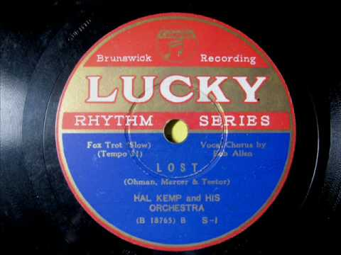 Hal Kemp and his orch. - LOST