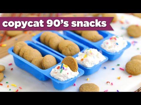 500K SPECIAL– 90s Snacks Remakes – Dunkaroos, Slurpee, Cosmic Brownies & MORE! - Mind Over Munch