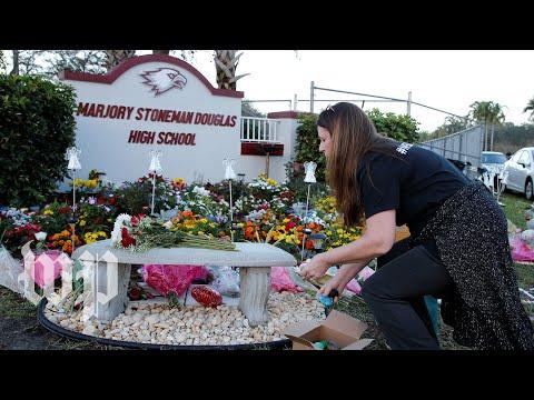 Parkland parents discuss gun control on shooting anniversary