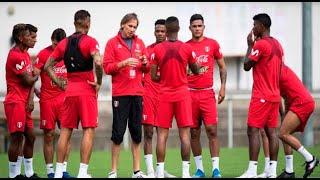 Paolo Guerrero se unió a los entrenamientos de la Selección peruana en Austria