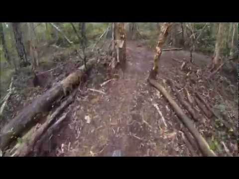 Pinehurst Mountain Bike Trail - Greenacres, Florida - February 16, 2013