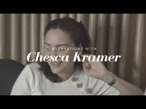 Conversations With...Chesca Kramer