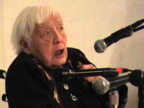 Grace Lee Boggs in conversation with Amy Goodman