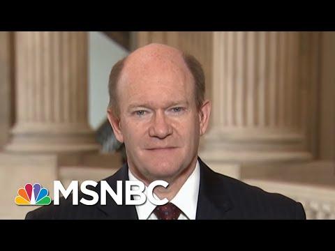 Senator Introduces New National Service Bill | Morning Joe | MSNBC
