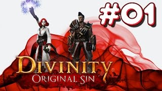 Jugando a Divinity Original Sin en Español. Capítulo 1