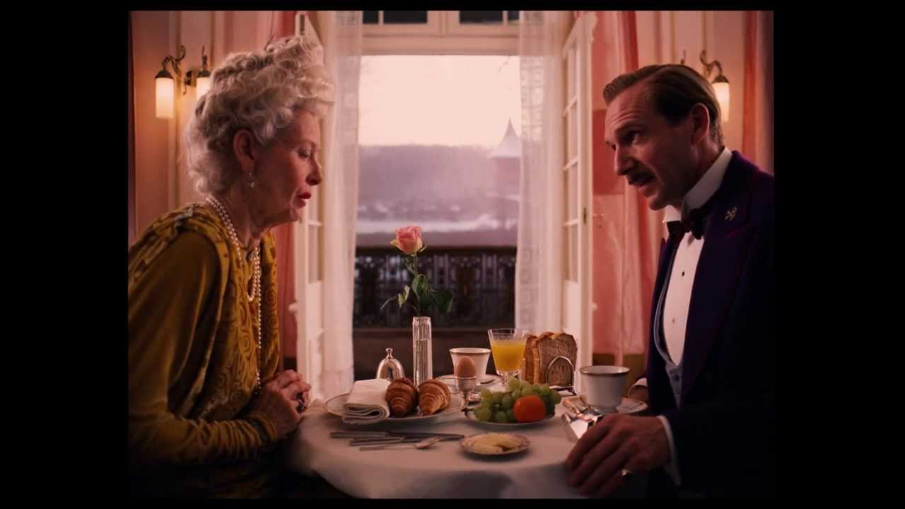 "Grand Budapest Hotel Quotes The Grand Budapest Hotel ""i'm Not Leaving""  Youtube"