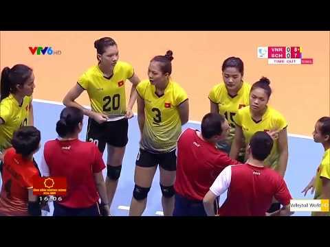 Tuyển trẻ Việt Nam vs Tứ Xuyên (Trung Quốc) I VTV Cup 2018