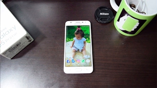 samsung galaxy j5 prime unboxing y mini review hd
