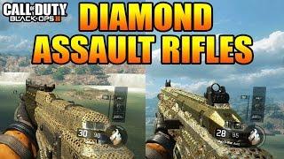 Black Ops 3: Tous les AR et Sniper en Camouflage Diamant! (BO3 Diamonds Camo)