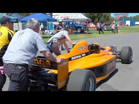 Sights & Sounds - Adelaide Motorsport Festival 2015