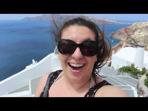 Vlog | Summer 2016 | Greece - Santorini - Halkidiki - Thessaloniki