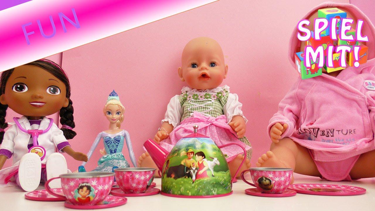 Baby Filme auf Deutsch – Baby Born Junge verkleidet sich als Mädchen ...