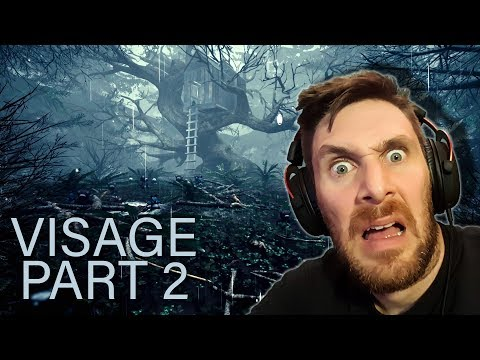 Visage Part 2 - You Thought Part 1 Was Scary