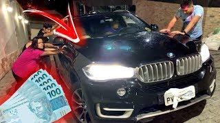 O ULTIMO A TIRAR A MÃO DA BMW GANHA 4.000 REAIS !!! thumbnail