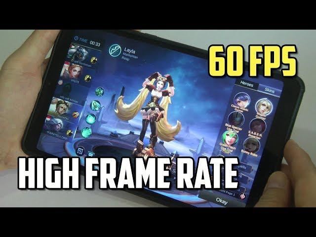 High Frame Rate Mobile Legends | Framejdi org