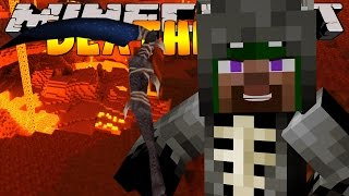 Minecraft - DEATH RUN - LITTLE LIZARD IS DEATH!