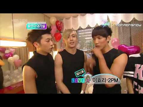 Lee Hyori & 2PM Interview