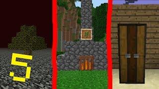 5 СЕКРЕТОВ, ФАКТОВ в Minecraft 1.2.3.3
