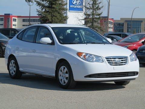 2010 Hyundai Elantra GL Presentation # 161221838A S