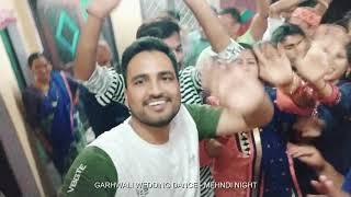 Garhwali Wedding Dance Mehndi Night