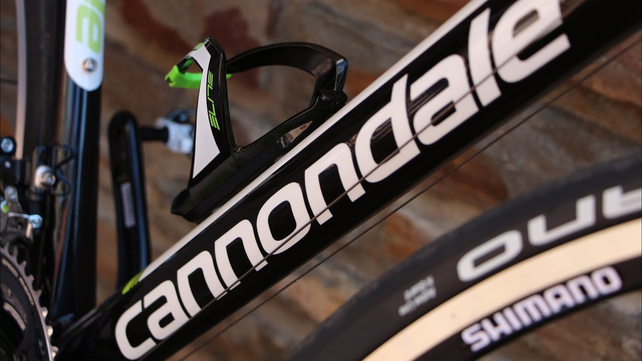 6264727687b Cannondale CAAD10 5 105 - YouTube