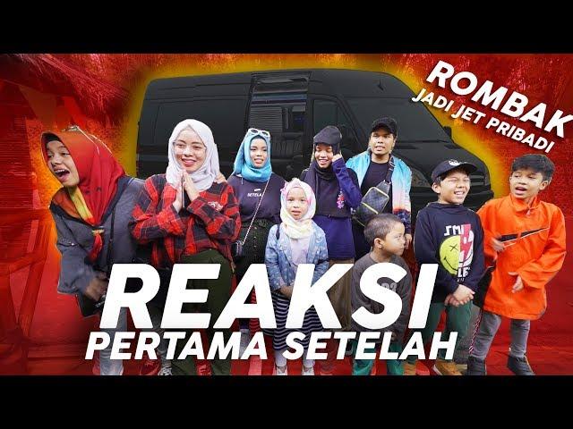 Part 4 REAKSI PERTAMA Liat Hadiah Mobil 3.500.000.000 Buat Ortu