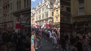 London Gay Pride parade 2018
