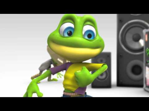 The Ding Dong Song - The Crazy Frogs - Nouvelle vidéo - Full HD