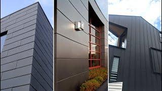 навесные вентилируемые фасады. Интересные решения для любого строения!