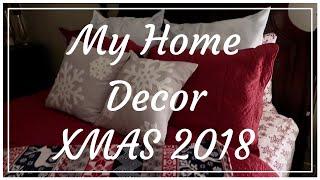 My XMAS Home Decor| Mini House Tour?