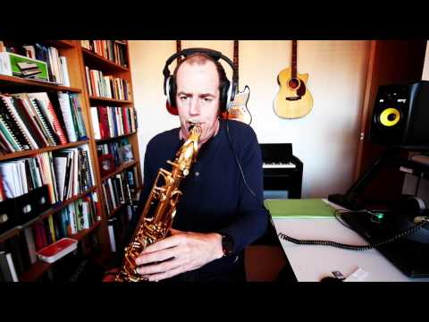 I Can't Get Started on Tenor Sax, Matthew Stone