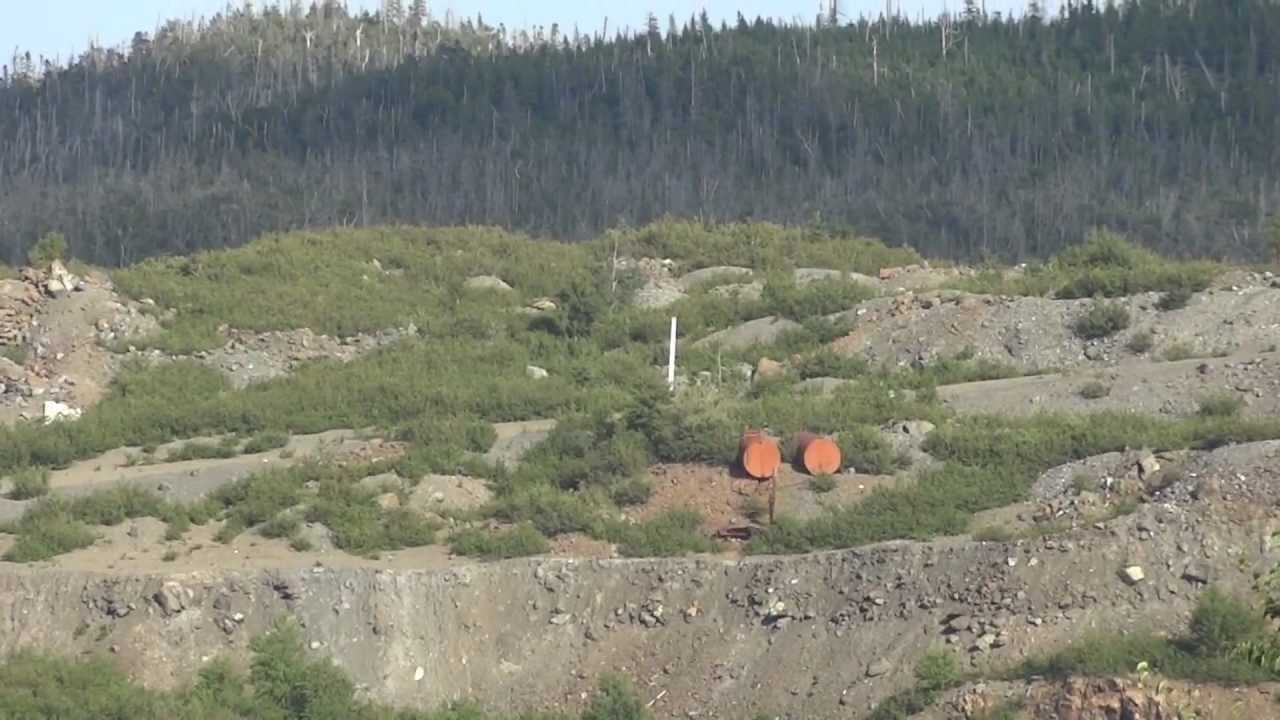 Baie Verte Asbestos Mine 21 Aug 2012