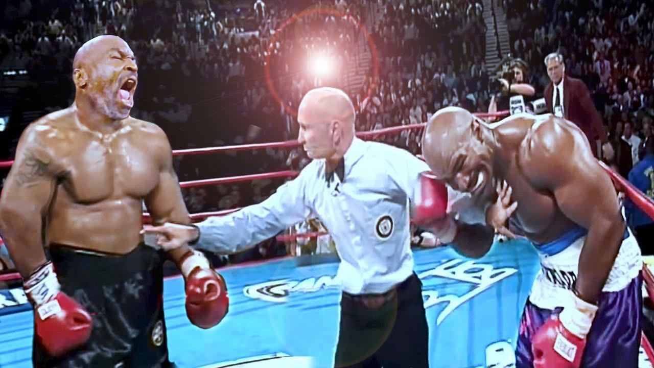 LA MORDIDA DEL SIGLO - Tyson vs Holyfield