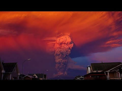 Volcanoes One of Natures Most Powerful Forces:  Documentary
