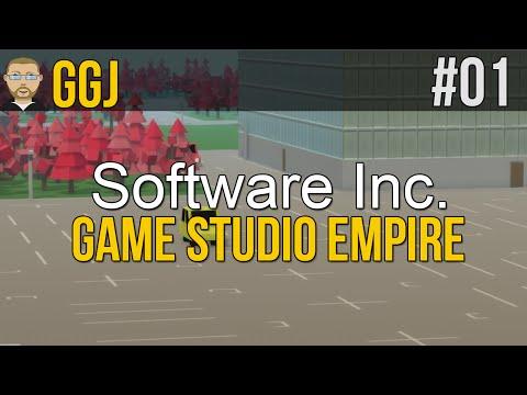 Let's Play Software Inc: Alpha 8 | Game Studio Empire | Episode 1