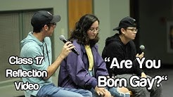 """""""Are You Born Gay?"""" #Soc119"""
