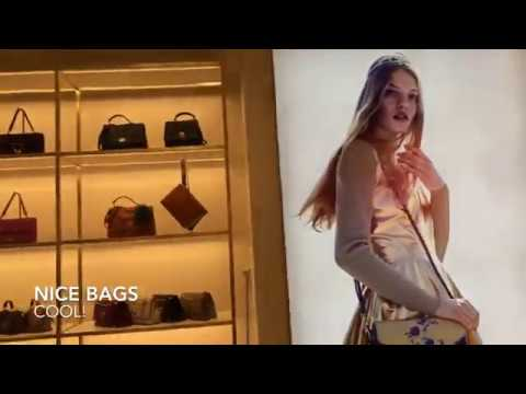 Milan Malpensa Airport MXP Shops Gucci and more