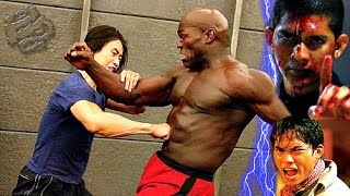 Tiger Chen VS. Tony Jaa VS. Iko Uwais☯Triple Threat Martial Artists Fighting Clip Compilation!